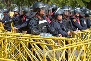 Таиланд: полиция применила слезоточивый газ для разгона демонстрантов - ảnh 1