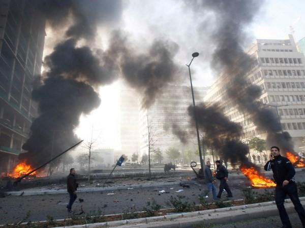 Мировое сообщество резко осуждает взрыв в Ливане - ảnh 1