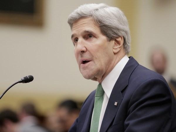 Госсекретарь США готовится к 10-му турне по странам Ближнего Востока - ảnh 1