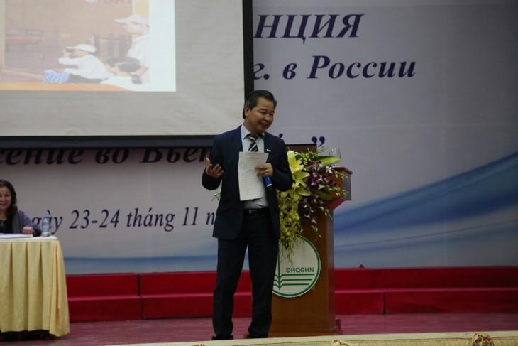 Краски русскоязычных стран во Вьетнаме: История - ảnh 3