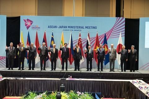 Активизируется работа механизма сотрудничества АСЕАН+3 в период после формирования Сообщества АСЕАН - ảnh 1
