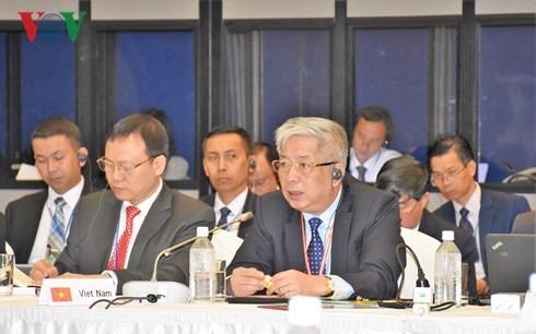 Вьетнам принял участие в конференции замминистров обороны стран АСЕАН и Японии - ảnh 1