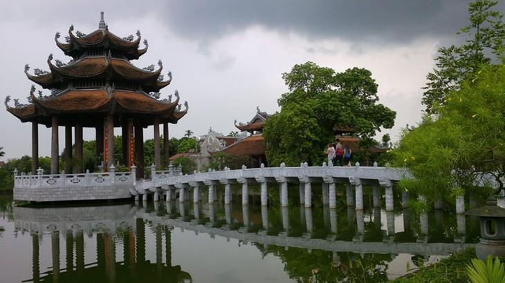 Пагода Ном, где хранятся вьетнамские культурные ценности - ảnh 1