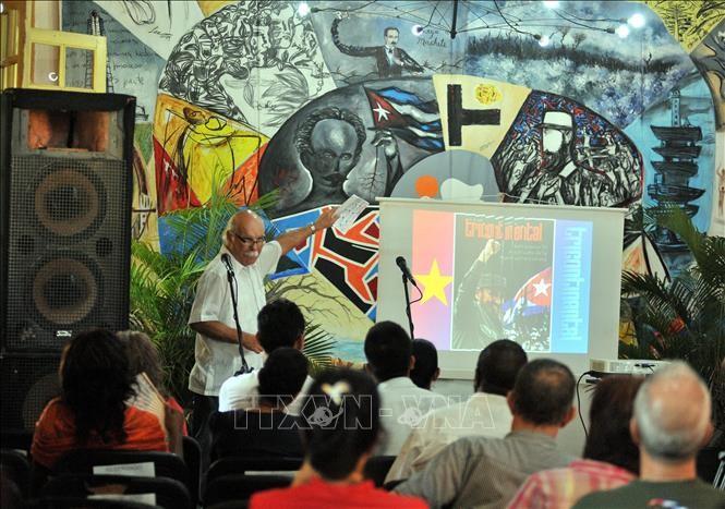 На Кубе завершился ряд мероприятий, посвященных историческому визиту Фиделя Кастро во Вьетнам - ảnh 1