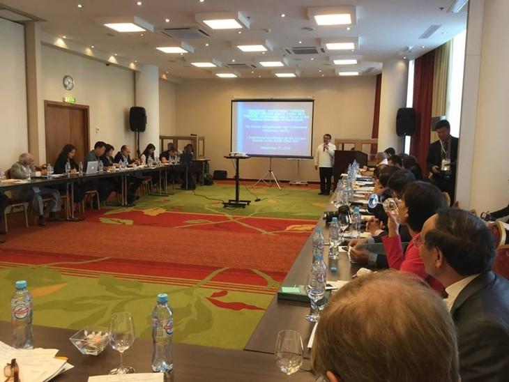 В России прошёл семинар о Восточном море - ảnh 1