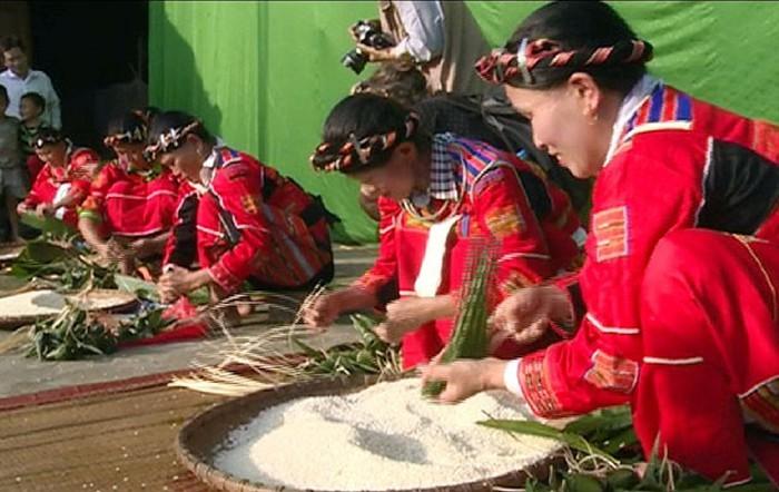 Обряд инициации народности Патхен в провинции Хазянг  - ảnh 1