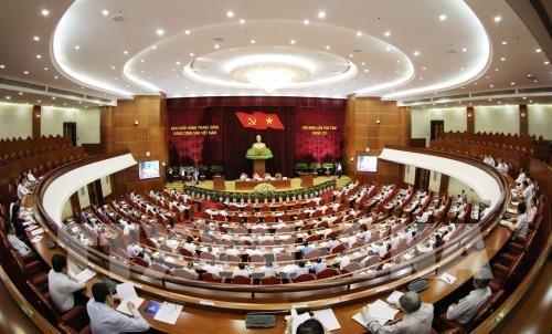 3-й день работы 8-го пленума ЦК КПВ 12-го созыва - ảnh 1