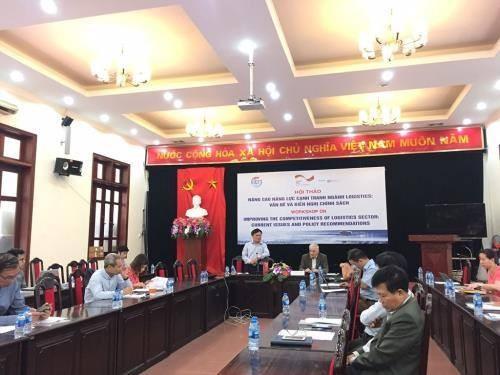Повышение конкурентоспособности Вьетнама в области логистики - ảnh 1