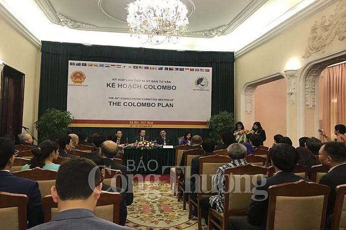 В Ханое открылась 46-я сессия консультативной комиссии по выполнению плана Колумбии - ảnh 1