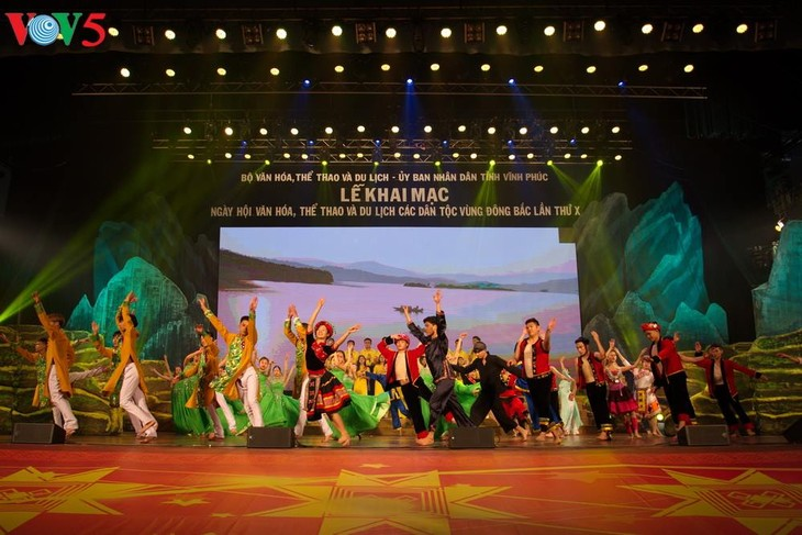 Фестиваль культуры народностей северо-востока Вьетнама - ảnh 1