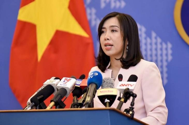 Вьетнам приветствует принятие Генассамблеей ООН резолюции, призывающей отменить эмбарго в отношении Кубы - ảnh 1