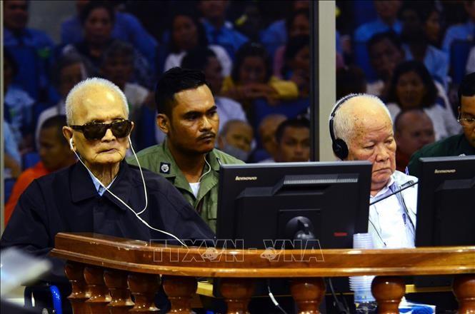 США высоко оценили вынесение ЧСПК приговора бывшим лидерам «Красных кхмеров» по обвинению в геноциде - ảnh 1