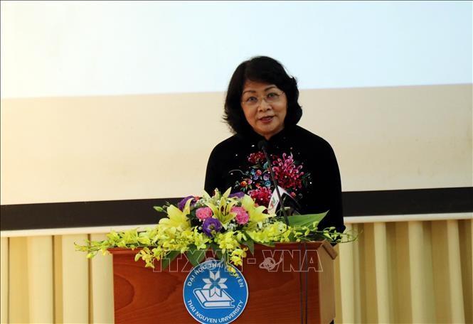Качество преподавания – стимул для развития Университета Тхайнгуен - ảnh 1