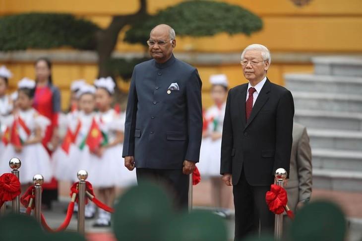 Новый стимул для развития всеобъемлющего стратегического партнёрства между Вьетнамом и Индией - ảnh 1