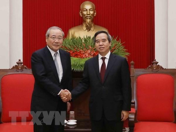«Сумитомо Мицуи» обязуется расширить свою деятельность во Вьетнаме - ảnh 1