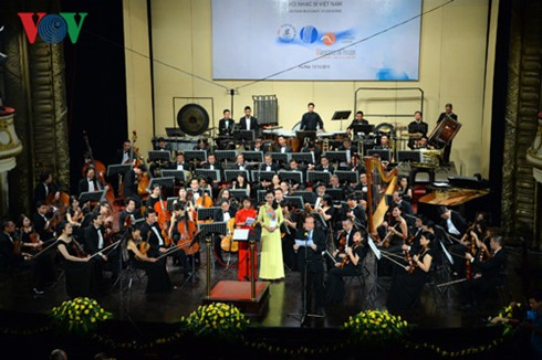 В Ханое открылся Международный фестиваль новой музыки «Азия-Европа» - ảnh 1