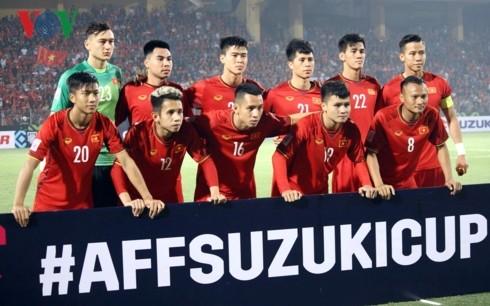 Иностранные СМИ осветили победу сборной Вьетнама по футболу - ảnh 1