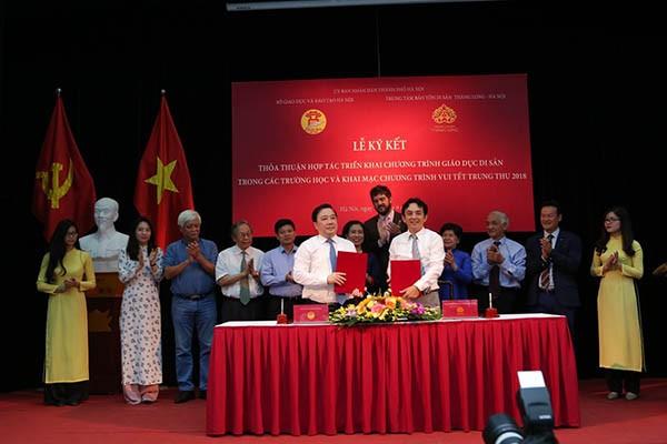 Популяризация вьетнамского наследия в новой обстановке - ảnh 1