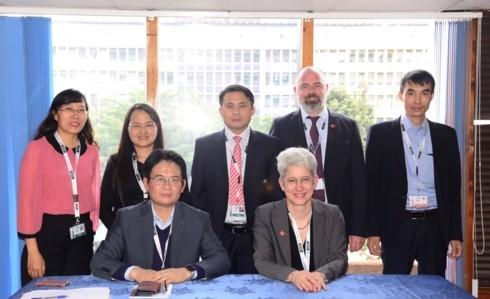 Вьетнам принял участие в конференции по устойчивой синей экономике 2018 - ảnh 1