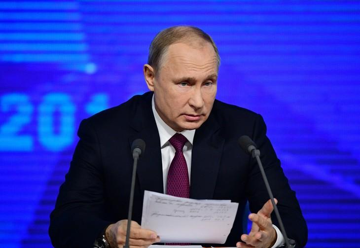 Путин: Россия должна войти в группу сильнейших экономик в мире - ảnh 1