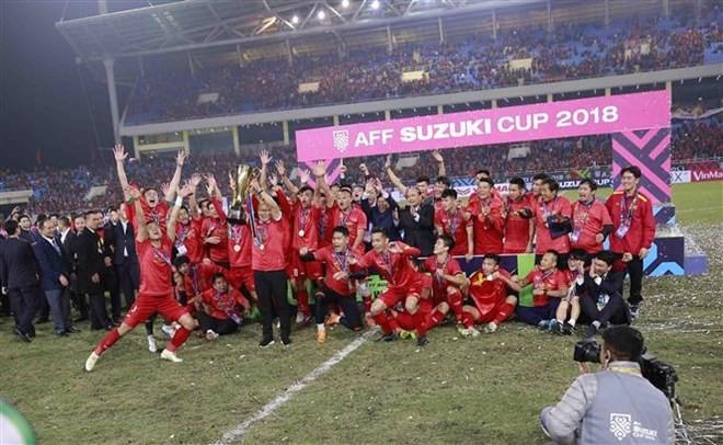 Вьетнам вошёл в список 100 сильнейших национальных сборных по футболу - ảnh 1