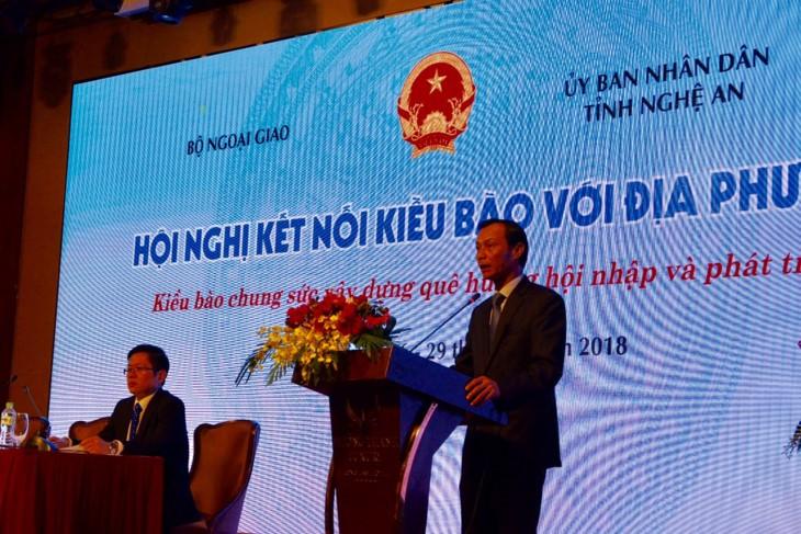 Вьетнамские диаспоры за рубежом вносят вклад в дело строительства и интеграции страны - ảnh 1