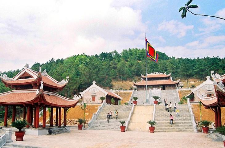 Храм Кхук Тхыа Зу – национальный исторический памятник в уезде Ниньзянг - ảnh 1