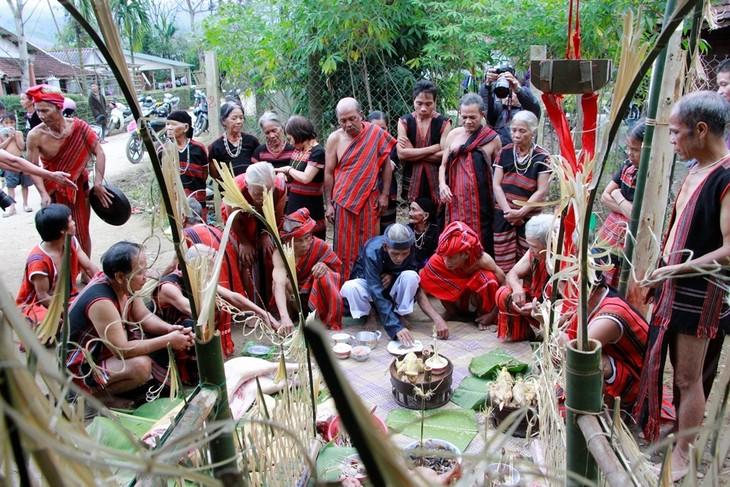 Аза – праздник, посвященный хорошему урожаю народности Пако - ảnh 2