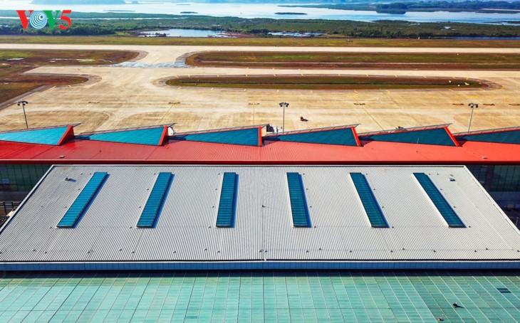 Международный аэропорт Вандон - ảnh 17