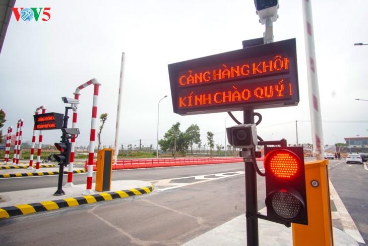 Международный аэропорт Вандон - ảnh 2