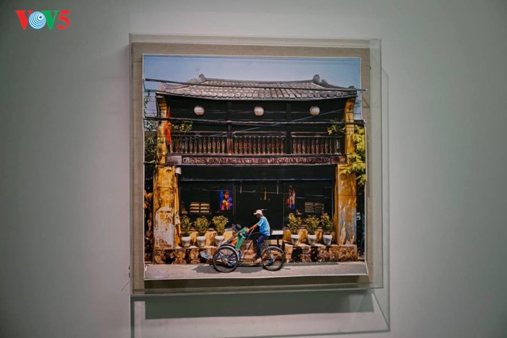 Современное искусство в здании Национального собрания Вьетнама - ảnh 9