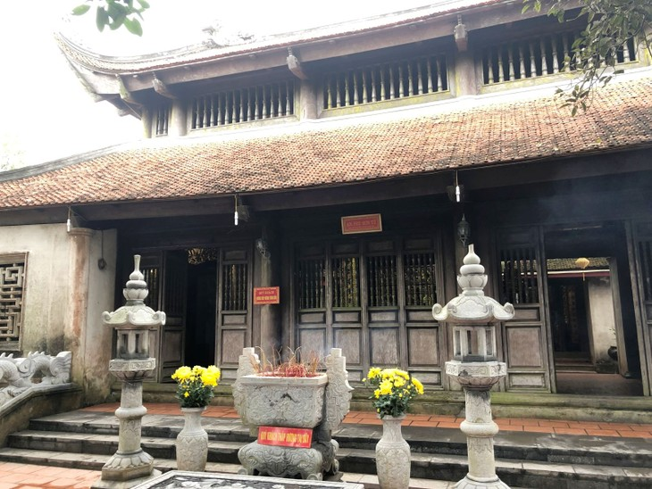В храм Као на горе Анфу - ảnh 2