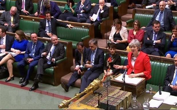 Тереза Мэй предложила в третий раз проголосовать по проекту соглашения с ЕС - ảnh 1