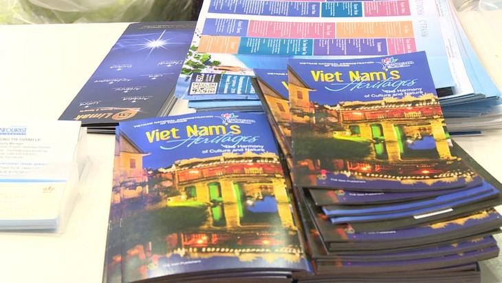 Вьетнамский стенд на Московской международной туристической выставке - ảnh 2