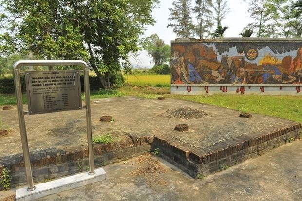 Отмечается 51-я годовщина со дня массового убийства в деревне Шонми  - ảnh 1