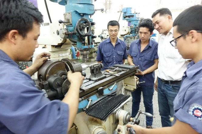 Проект сотрудничества в области профобучения между Вьетнамом и Данией - ảnh 1