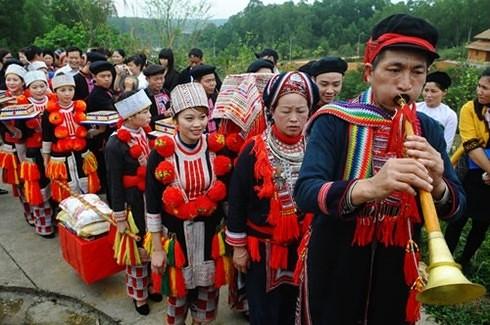 Ритуал «Фуачуонг» субэтнической группы Заодо в провинции Йенбай  - ảnh 1