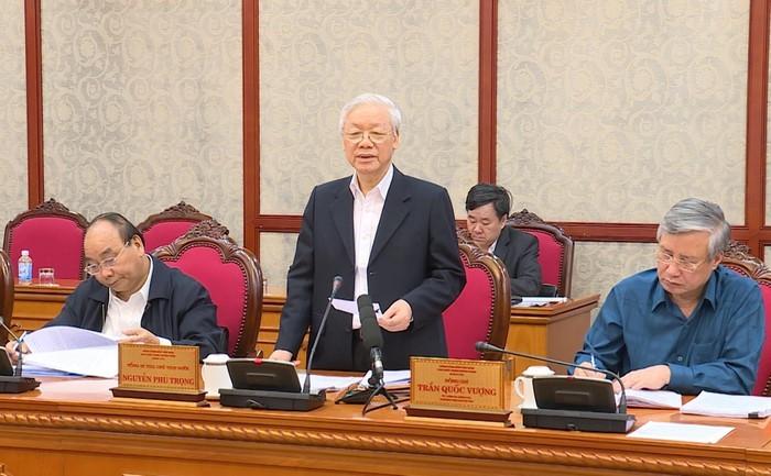 Нгуен Фу Чонг: провинция Нгеан должна лидировать в разных сферах - ảnh 1