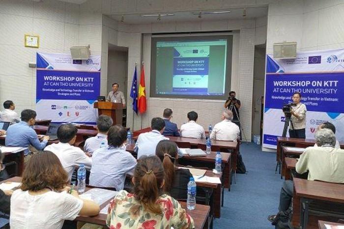 Евросоюз поможет передать Вьетнаму новые технологии - ảnh 1