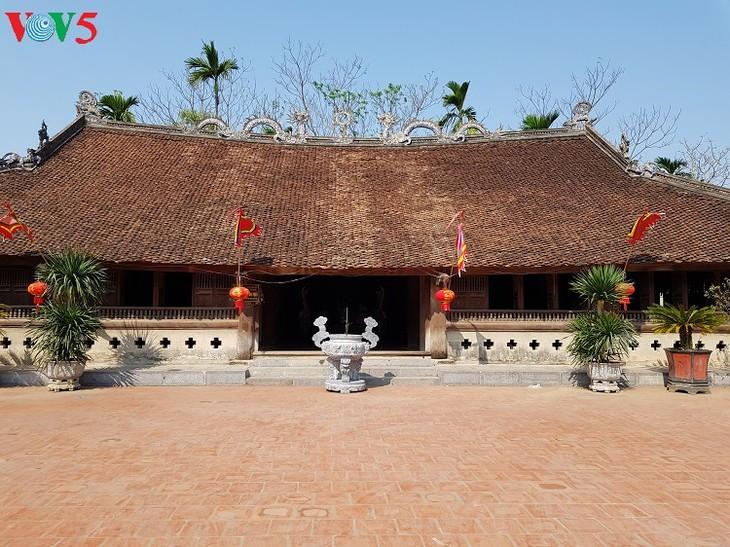 Общинный дом Тыонгфьеу – исторический памятник особого национального значения - ảnh 2