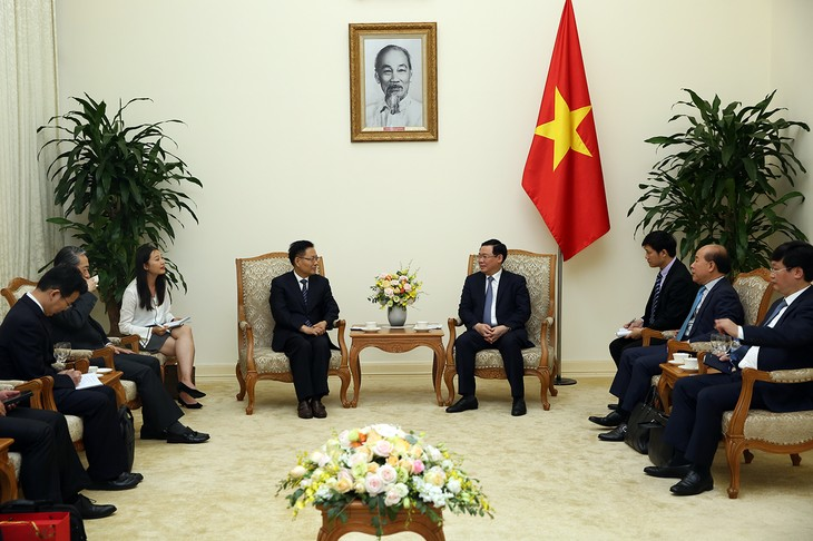 Расширение сотрудничества между Вьетнамом и провинцией Юньнань (КНР) - ảnh 1