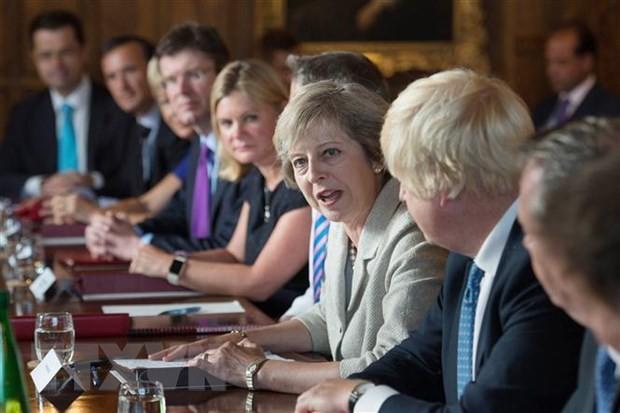 Правительство Британии намерено провести четвёртое голосование по Brexit  - ảnh 1