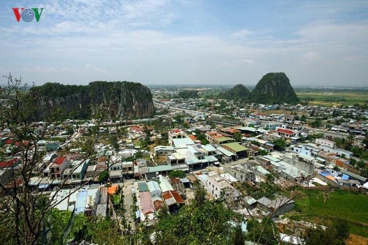 Нгуханьшон – символ туристического города Дананга - ảnh 1