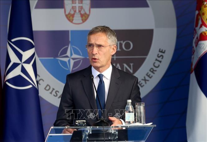 В Вашингтоне завершилась встреча министров иностранных дел стран НАТО - ảnh 1