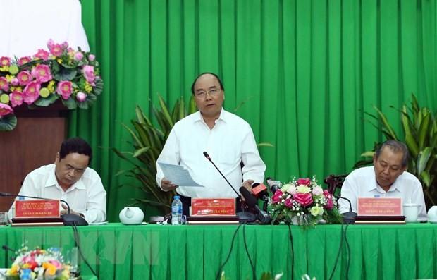 Необходимо решить проблемы транспортной инфраструктуры во вьетнамских провинциях дельты реки Меконг - ảnh 1