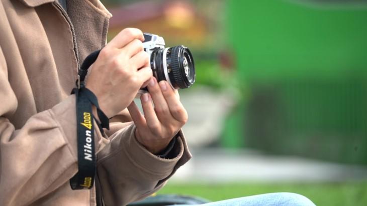 Плёночная фотография как хобби вьетнамской молодёжи - ảnh 11