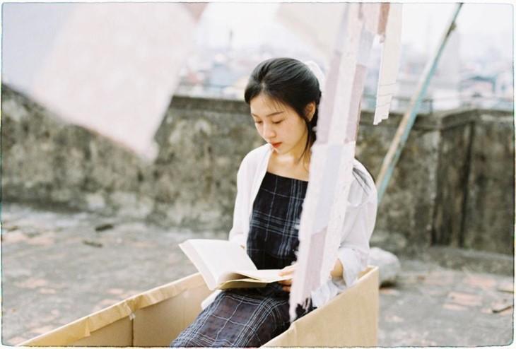 Плёночная фотография как хобби вьетнамской молодёжи - ảnh 25
