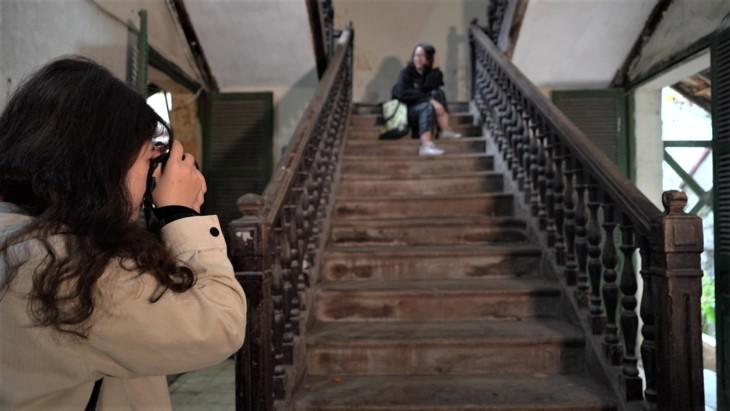 Плёночная фотография как хобби вьетнамской молодёжи - ảnh 5