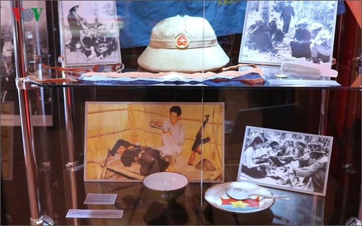 В Санкт-Петербурге открылась выставка «Боль твоя в моем сердце, Вьетнам» - ảnh 1