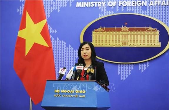 Вьетнам поддерживает сохранение диалога и поиск мер по разрешению разногласий - ảnh 1